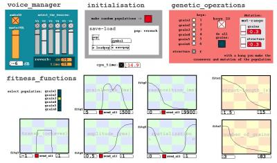 GenGrain Interface