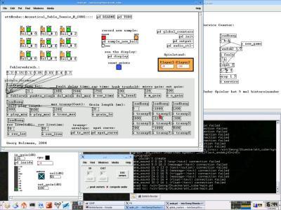 ATT interface: PD patch interface