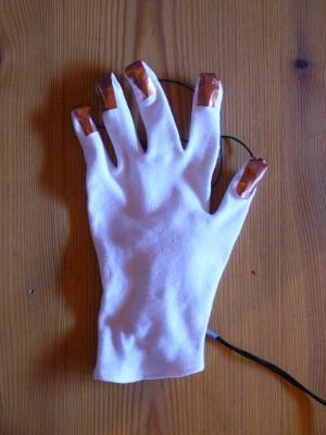 unicorn hand